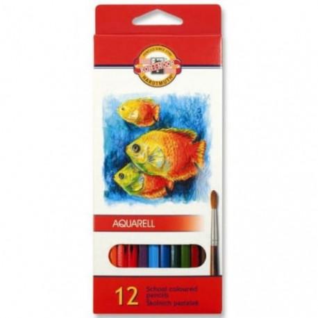 Akvarelové pastelky KOH-I-NOOR