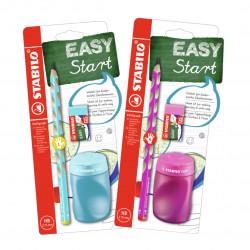 STABILO® EASYgraph školní set s ořezávatkem a pryží