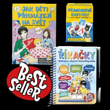 Set dětských knížek 2-5 let