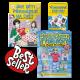 Set knížek pro předškolní rok