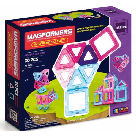 MAGFORMERS Pastelle-30
